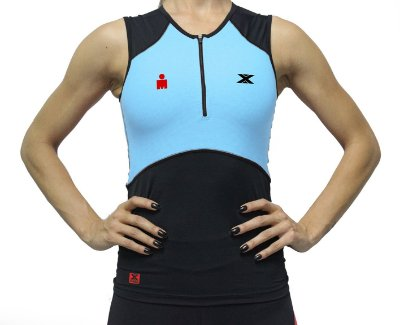 Top Feminino de Triathlon / Bike