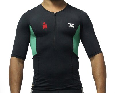 Camisa Masculina Manga Curta de Ciclismo / Bike