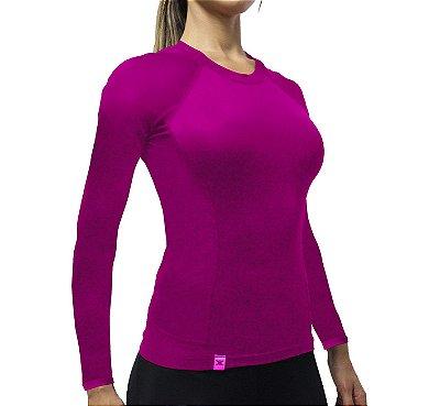Camisa Feminina - Compressão Leve