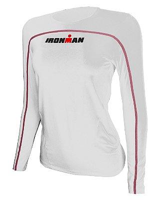 Camisa Feminina edição especial IRONMAN BRASIL