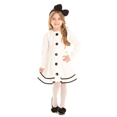 Vestido infantil soft
