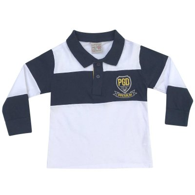 Camiseta Infantil polo playground