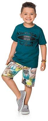 Conjunto infantil menino Brandili