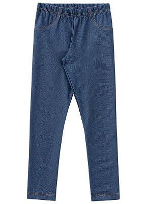 Calça legging jeans confort