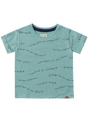 Camiseta bebê