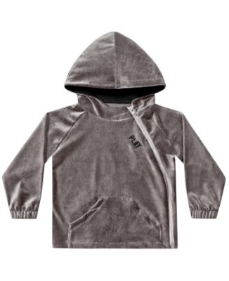 Jaqueta infantil masculino veludo cotelê