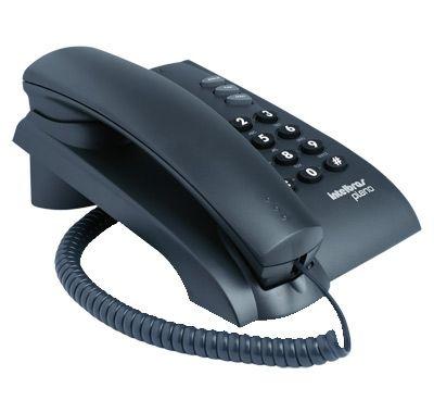 TELEFONE COM FIO INTELBRAS PLENO COM CHAVE