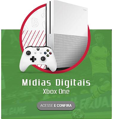 Mídia Digital - Xbox One