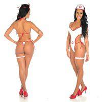 Body médica enfermeira fantasia sensual