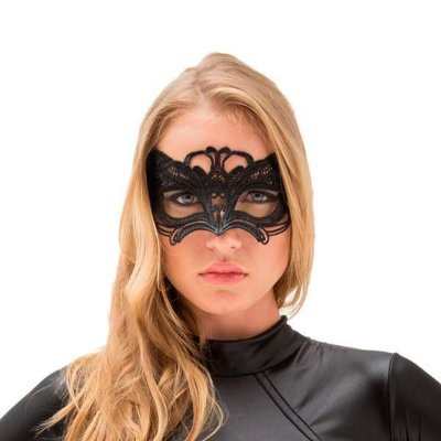 Máscara rayra