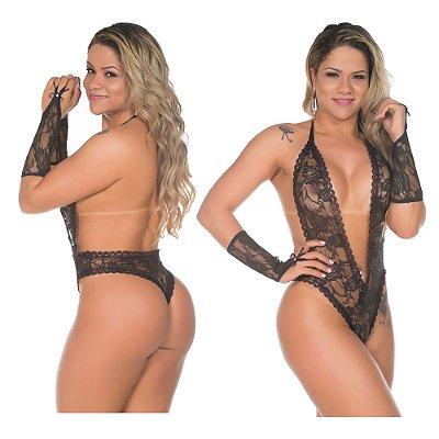Body fashion preta