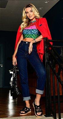 Blusa Onça Colors Miami | NEXT STOP BLESSED