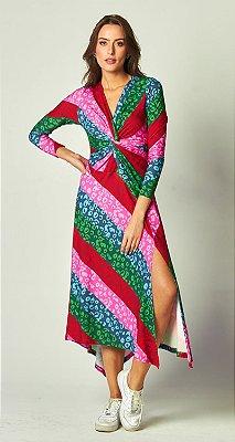 Vestido Nó Onça Colors Miami | NEXT STOP BLESSED