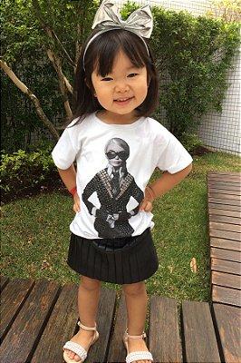 Tee Blessinha Karl Lagerfeld