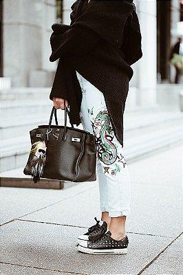 LANÇAMENTO | Calça Jeans Dragon