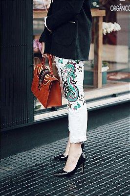Calça Jeans Dragon