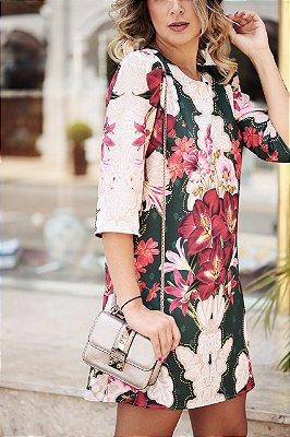 LANÇAMENTO| Vestido Floral