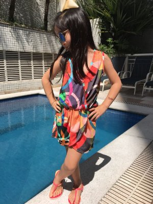 ISLA COLLECTION| Vestido Havana Blessinha