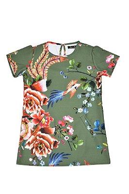 Vestido Secret Garden Blessinha