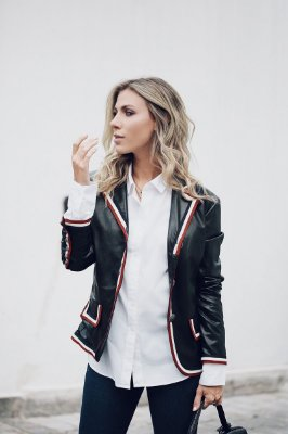 SALE | Blazer Exclusive Fake Fita Vermelha