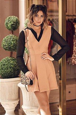 OUTLET | Vestido Caramelo