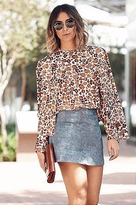 OUTLET | Saia Jeans Botões