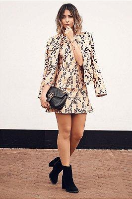 OUTLET | Vestido Oncinha