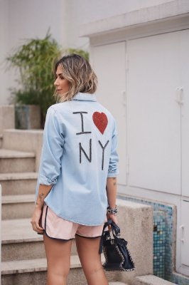 LANÇAMENTO | Camisa I Love NY