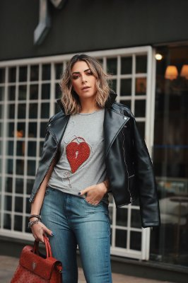 LANÇAMENTO | Blusa Coração Chave