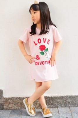SALE | Vestido Love & Devotion Punho Blessinha
