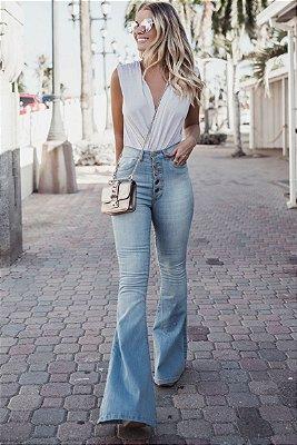 Calça Eagle Jeans Flare