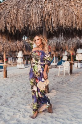 ISLA COLLECTION | Vestido Longo Caribe
