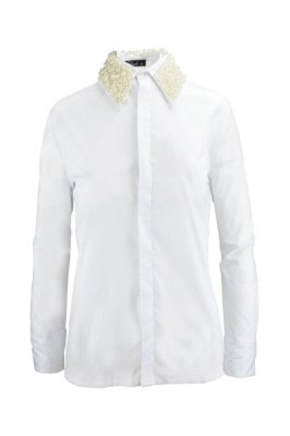 LONDON COLLECTION | Camisa Queen Pérola