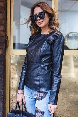 LONDON COLLECTION | Blusa Exclusive Michelle Black