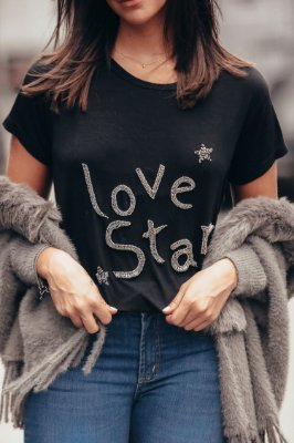 PARIS COLLECTION | Blusa Love Star