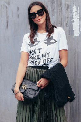 PARIS COLLECTION | Blusa Can't Take My Eyes Branca