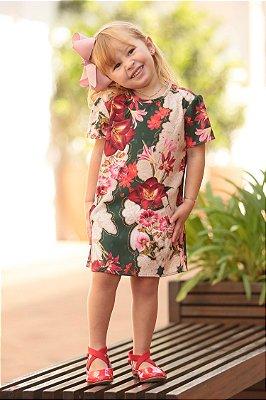 OUTLET | Vestido Blessinha Floral