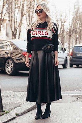 PARIS COLLECTION | Blusa Girls Bordada