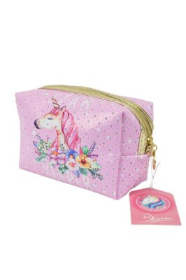 BLESSED UNICORN | Necessaire Brilho Unicórnio