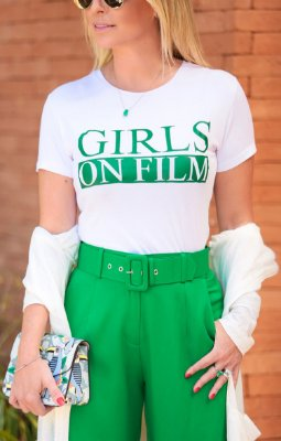 SPRING PREVIEW | Blusa Girls On Film