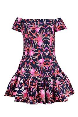 OUTLET | Vestido Cigana Floral