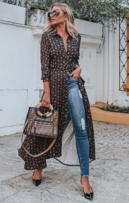 URBAN STYLE | Vestido Estampa City