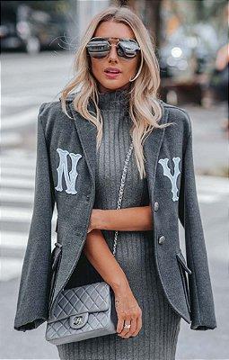 URBAN STYLE | Blazer Lã New York