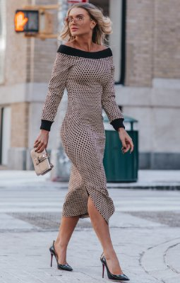 URBAN STYLE | Vestido Midi Manhattan