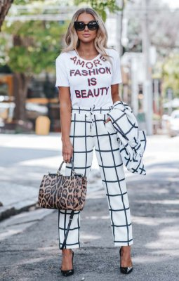 URBAN STYLE | Blusa Bordado Amore Fashion Is Beauty