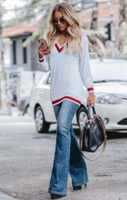 URBAN STYLE | Calça Jeans Flare