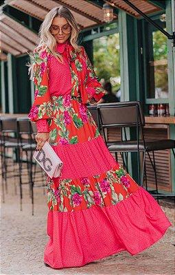 URBAN STYLE | Vestido Estampa Sunny Day