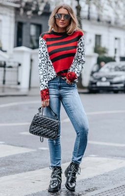 URBAN STYLE | Calça Jeans Skinning