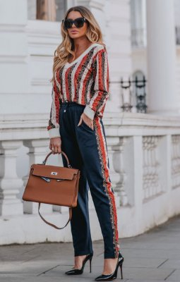 URBAN STYLE | Conjunto Red Stripes
