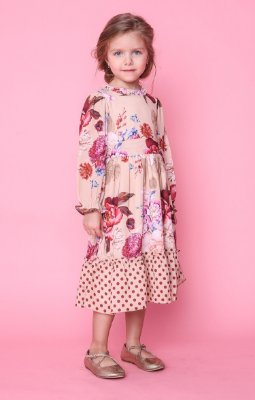 SPRING PREVIEW | Vestido Blessinha Estampa Hermosa